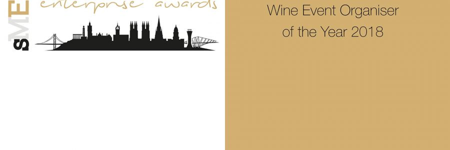 """""""Wine Event Organiser of the Year"""""""