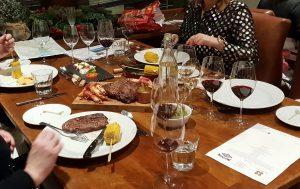 Napa in November Wine Tasting Dinner at Hotel du Vin